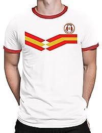 Peru Camiseta Para Hombre World Cup 2018 Fútbol New Style Retro 17b49c16b