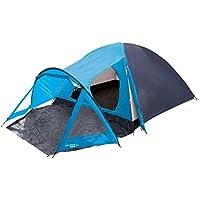 Randoneo Peak Tienda de campaña 4Personas Azul Azul