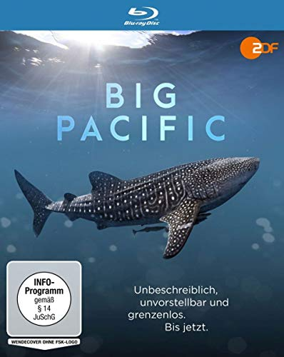 Big Pacific (4 Episoden plus Making of) [Blu-ray]