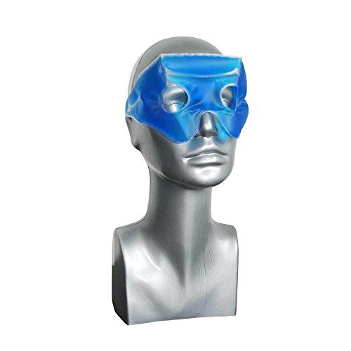 1x Behrend Migränemaske, Kühlmaske, Wellness Maske, Gel Augenmaske, Kalt-Warm-Maske Gesichtsmaske