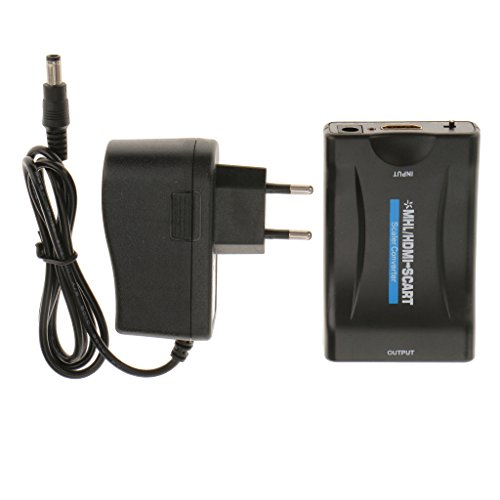 MagiDeal Smartphone MHL zu HDMI SCART TV Video HD Konverter Adapter MHL -