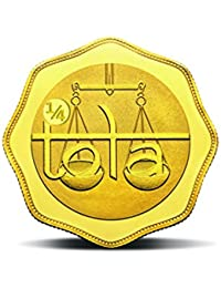 MMTC-PAMP India Pvt. Ltd. QUARTER-TOLA Gold Coin 24k (999.9) purity 2.9159 gm Gold Coin