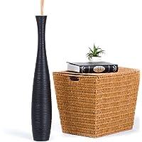 Amazon Fr Noir Vases Décoration De La Maison Cuisine Maison