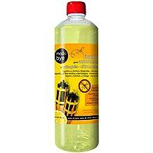 Flower 20551 20551-Liquido para antorchas y quinqués citronela, No No Aplica 7.5x7