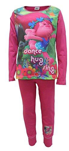Trolls Pijamas Niñas ( 7-8 Años)