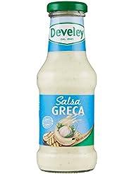 Develey Salsa Greca senza Aggiunta di Conservanti e Glutine - 250 ml