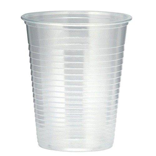 Générique 400 GOBELETS Plastique 20CL Transparents
