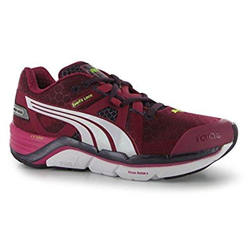 Puma Damen Faas 1000Damen Sport Laufschuhe Turnschuhe Schuhe Pink / Violett
