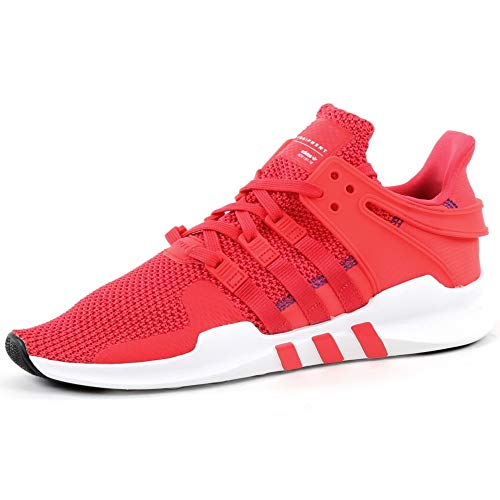 adidas Originals EQT Equipment Support ADV, real Coral-real Coral-Footwear White, 9,5
