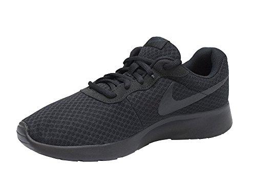 Nike Tanjun 812654 001 Herren Running, Schwarz (Black/black-anthracite), 44 EU