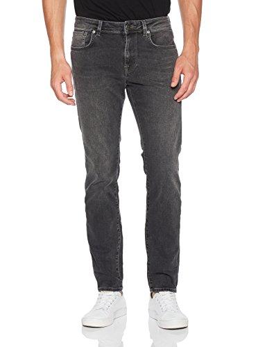 SELECTED HOMME Herren Slim Jeans Shnslim-Leon 1005 Grey ST JNS Noos, Grau (Grey), W30/L30  Preisvergleich