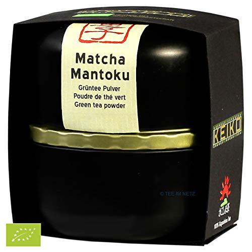 Matcha Mantoku Grüntee Pulver – 30gr