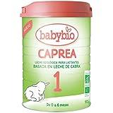 Babybio Lait lait decabraalpea Bio 900gr