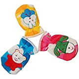 Tinni Cutie Pie New Born Baby Feeding Bottle Cover 0-6 Months/Pack Of Three