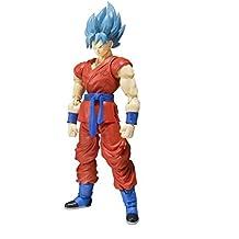 Bandai - Figurine Dragon Ball Z - Son Goku Resurrection F SH Figuarts 16cm - 4543112976161