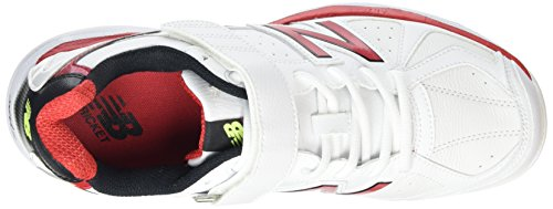 Uomo New White Cricket Ck4040r2 Balance Bianco Bianco da Scarpe HSSO7naq