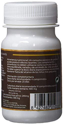 Zoom IMG-3 sotyabelsan cardo mariano 500 mg