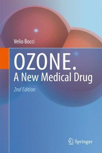 OZONE : A new medical drug par Velio Bocci