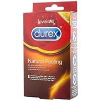 Preisvergleich für Durex Natural Feeling Kondome 6er Pack (6 x 8 Stück)