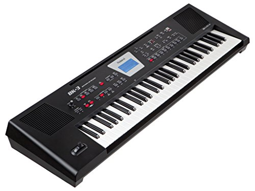 1. Roland BK-3 Backing Keyboard