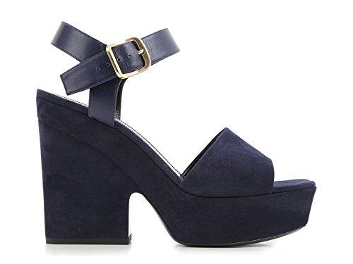cline-sandali-donna-317773spzc07ny-camoscio-blu