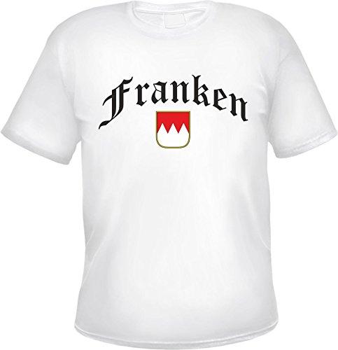 FRANKEN T-Shirt Weiß
