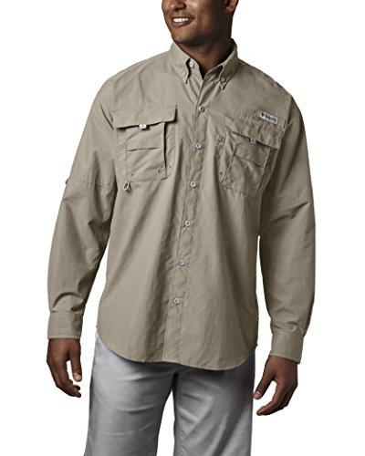 Columbia Sportswear Herren Bahama II Langarmshirt XL fossil