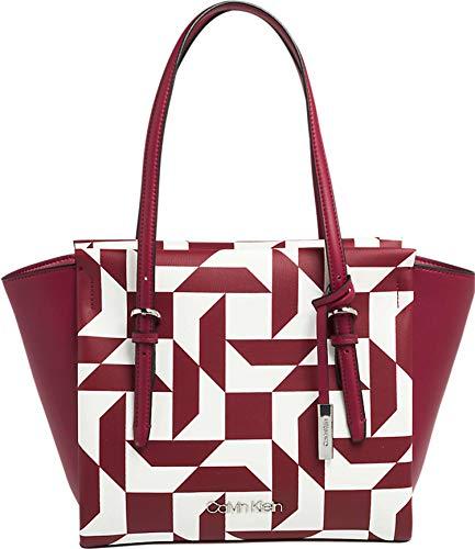 Calvin Klein Sac de femme avant med shopper q...