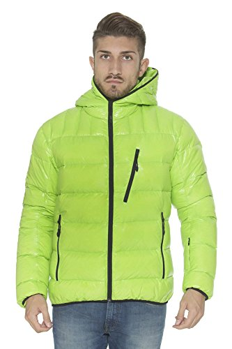 FRED PERRY 30702093 PIUMINO Homme Verde