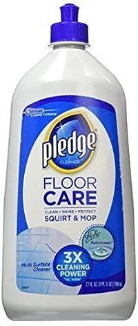 Johnson S C Inc 22220 Pledge Multi Surface Floor Cleaner by Johnson S C Inc
