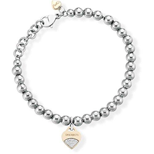 bracciale donna gioielli Ops Objects Glitter casual cod. OPSBR-432