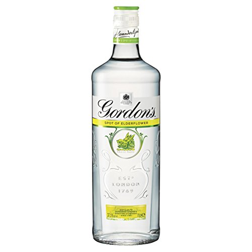 Gordon\'s Distilled Gin with a Spot of Elderflower  (1 x 0.7 l)
