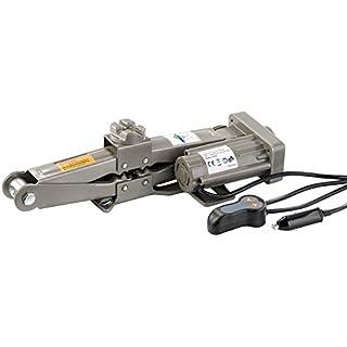 Elektrischer Wagenheber, 12 V, 750 kg Hubkraft, für Autos bis 2 t (Scherenwagenheber)