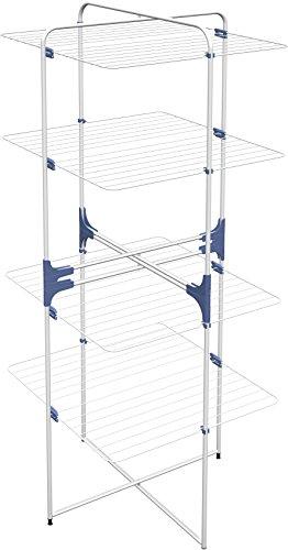 Gimi Slim 2+2 Turm-Wäscheständer