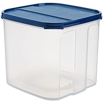 Signoraware Modular Multi Purpose Plastic Container, 4.5 Litres, Mod Blue