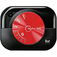 Dual SkyPro GPS Receiver for iPad/Android Tablets (Black/Red, XGPS 160) Mod : GPS-1020/XGPS160