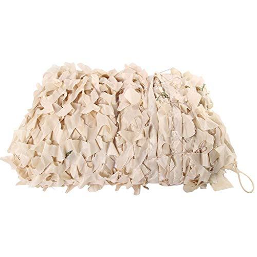 Tarnnetz Camouflage Net Markise Sonnencreme Mesh Verstärkt Oxford Tuch 3 × 5m Zelt, Gartenzaun Kinder Schlafzimmer Deckendekoration Outdoor Camping Braun (größe : 5 * 8M16.4 * 26.2ft) (Schlafzimmer-zelte 4)