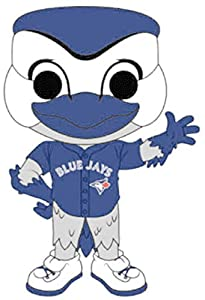 Funko- Pop Figura de Vinilo: MLB-Ace (Toronto) Coleccionable, Multicolor (40388)
