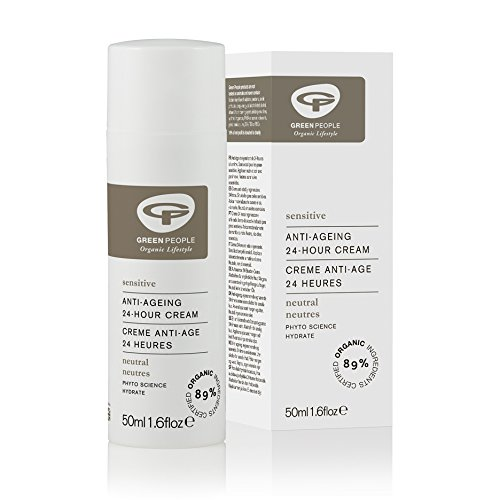 Green People Neutral/Scent Free 24 Hour Cream (50ml) -