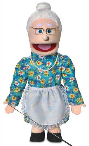 """Granny"" 25"" Full Body Puppet"
