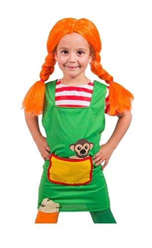 Pippi Langstrumpf Kostüm für Mädchen