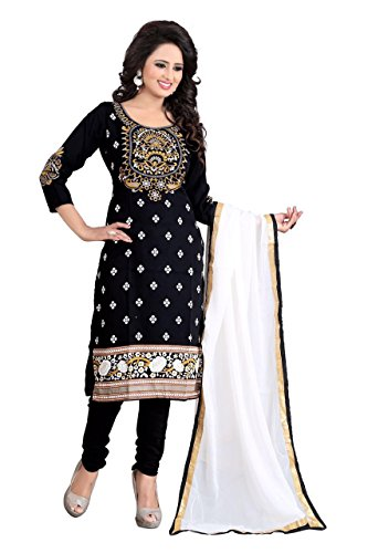 SKY GLOBAL Women\'s Unstitched Printed Dress Material.(Dress_5012_FreeSize)