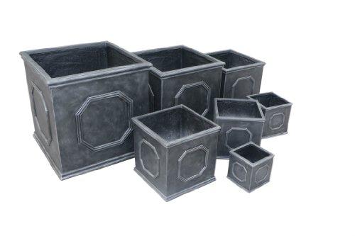 Fleximas 43228220cm Chelsea Cube, , colore: grigio