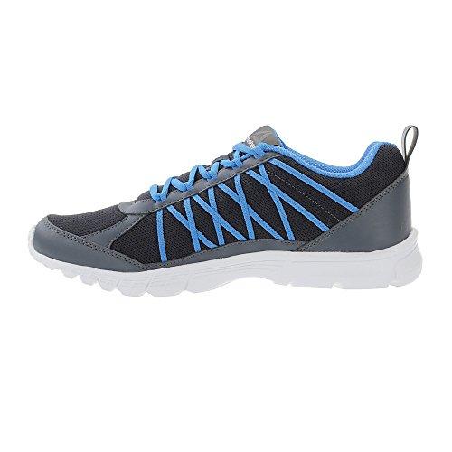 Reebok Bd5574, Scarpe da Trail Running Uomo Grigio (Nocturnal Grey/Instinct Blue/White/Pewte)