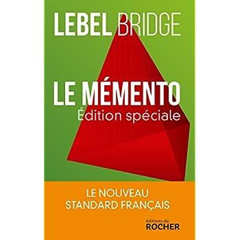 Le Mémento - édition spéciale: Le nouveau standard français