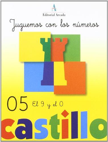 Juguemos Con Los Números 05 (Castillo Calculo-Problemas) por Vv.Aa.