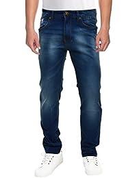 Raa Jeans Men's Slim Fit Jeans Raa024 BLUE