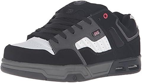 DVS (Elan Polo) Enduro Heir, Herren Skateboarden, Noir (973), 42.5
