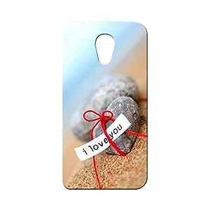 BLUEDIO Designer Printed Back case cover for Motorola Moto G2 (2nd Generation) - G5243