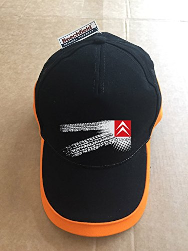 citroen-auto-logo-unisex-baseball-cap-mutze-c71-sw-orange